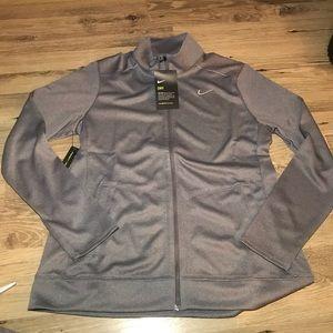 Nike Dri Fit lightweight golf quarter zip pullover